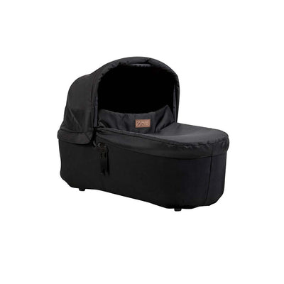 Mountain Buggy Carrycot Plus - Urban Jungle (2019) - Onyx-Carrycots- Natural Baby Shower