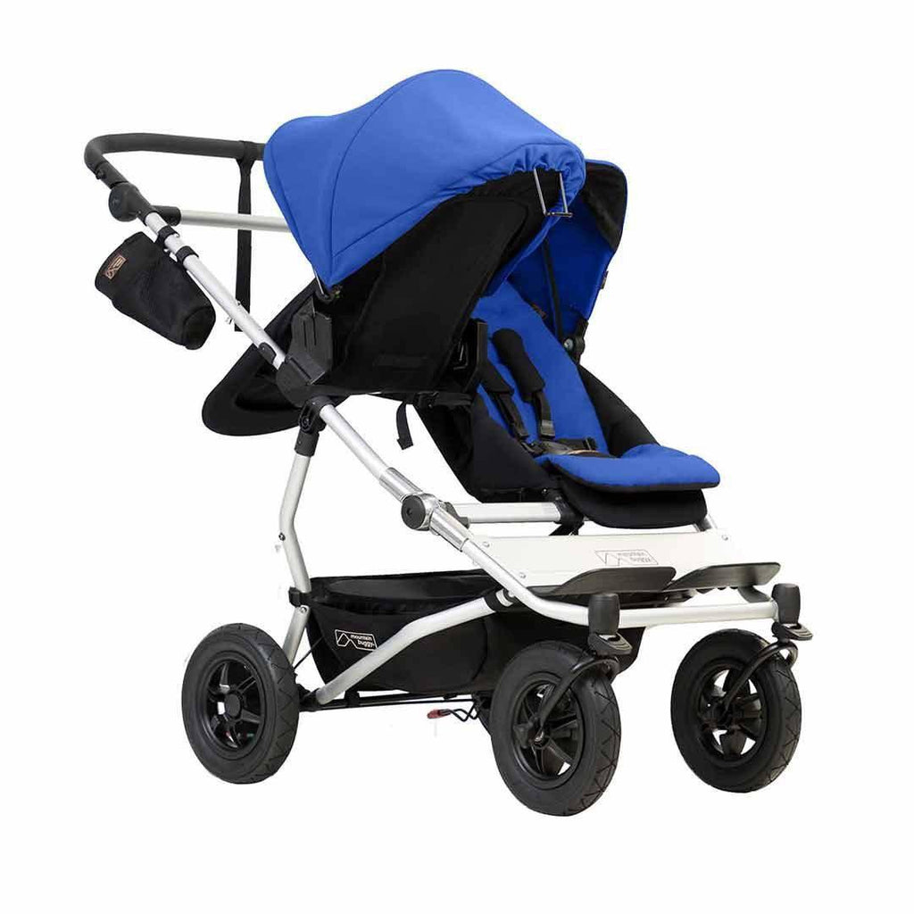 Mountain Buggy Duet Carrycot Plus - Marine-Carrycots- Natural Baby Shower