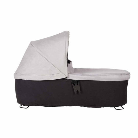 Mountain Buggy Duet Carrycot Plus - Silver