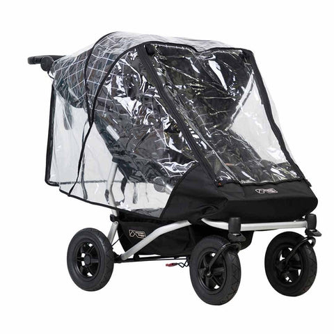 Mountain Buggy Duet V3 Double Storm Cover