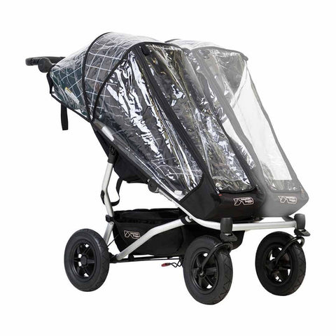 Mountain Buggy Duet V3 Single Storm Cover