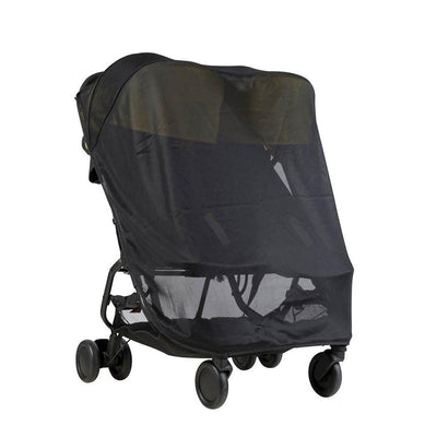 Mountain Buggy Nano Duo Mesh Cover-Insect Nets- Natural Baby Shower
