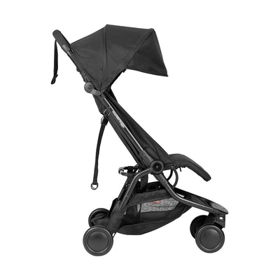 Mountain Buggy Nano Pushchair - Black - 2020-Strollers- Natural Baby Shower