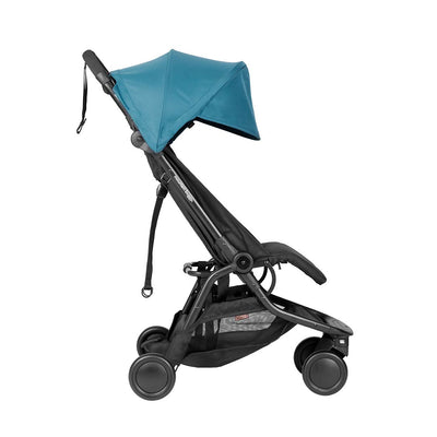 Mountain Buggy Nano Pushchair - Teal - 2020-Strollers- Natural Baby Shower