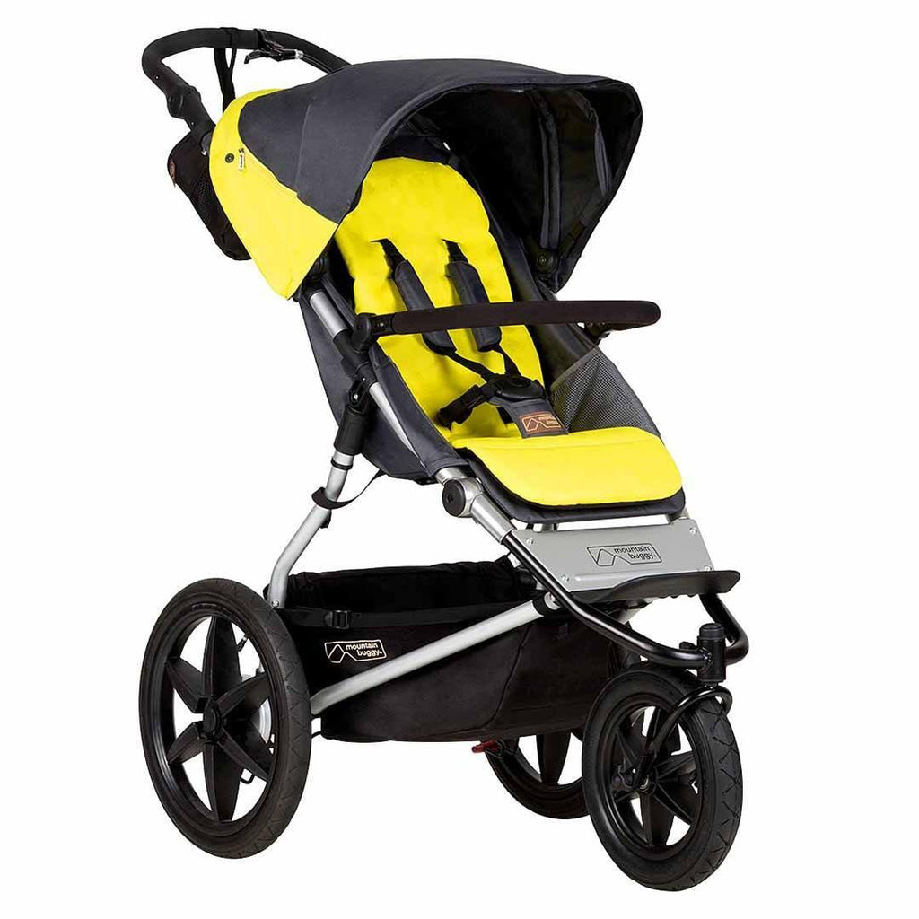 Mountain Buggy Terrain Pushchair - Solus-Strollers- Natural Baby Shower