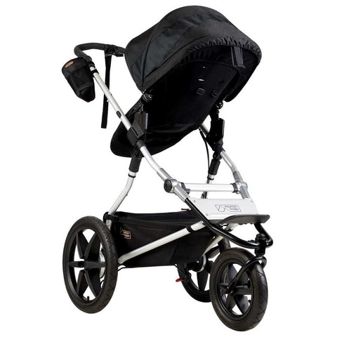 Mountain Buggy Terrain Carrycot Plus - Oynx Full