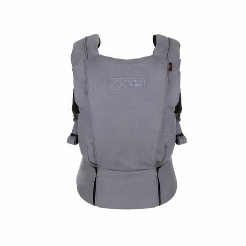 Mountain Buggy - Juno Baby Carrier - Charcoal - Baby Carriers - Natural Baby Shower