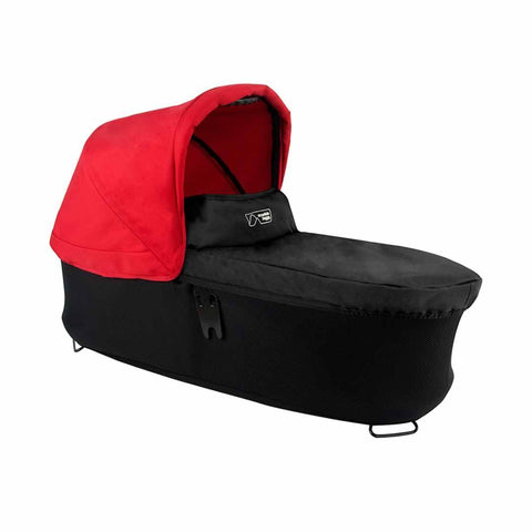 Mountain Buggy Duet Carrycot Plus in Chilli