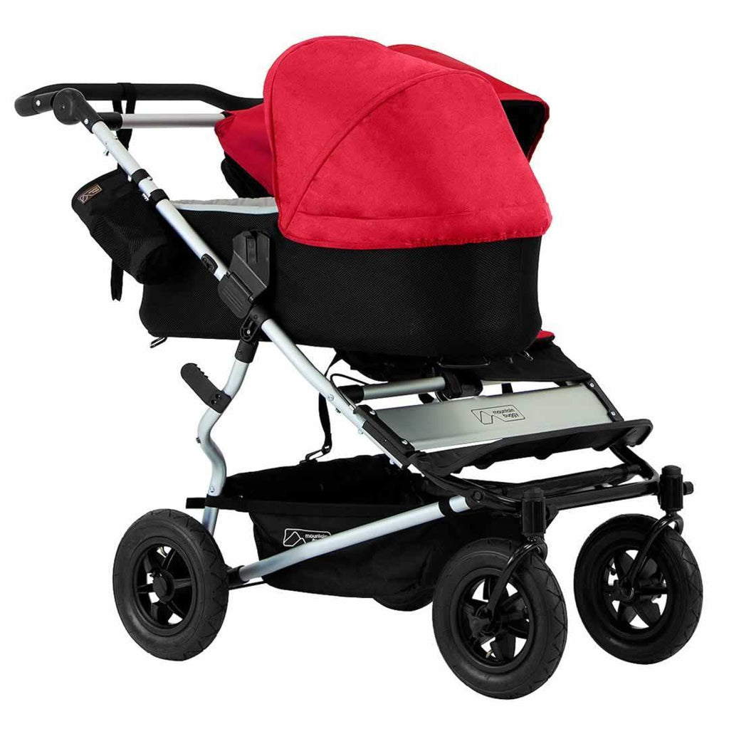 Mountain Buggy Duet Carrycot Plus Chilli