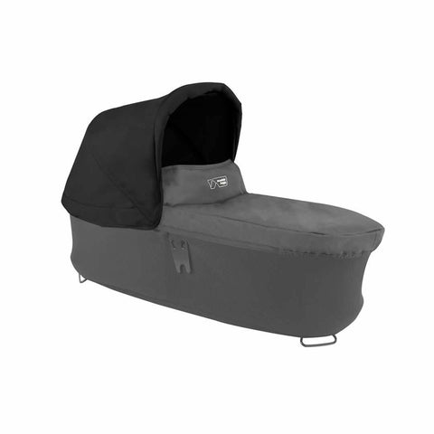 Mountain Buggy Duet Carrycot Plus Sunhood Black
