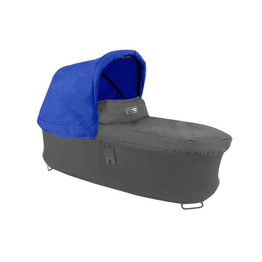 Mountain Buggy Duet Carrycot Plus Sunhood - Blue - Carrycots - Natural Baby Shower