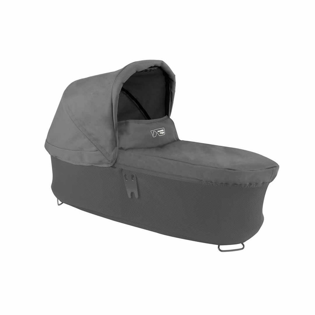 Mountain Buggy Duet Carrycot Plus Sunhood Flint