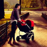 Mountain Buggy Duet Pushchair - Chilli Lifestyle