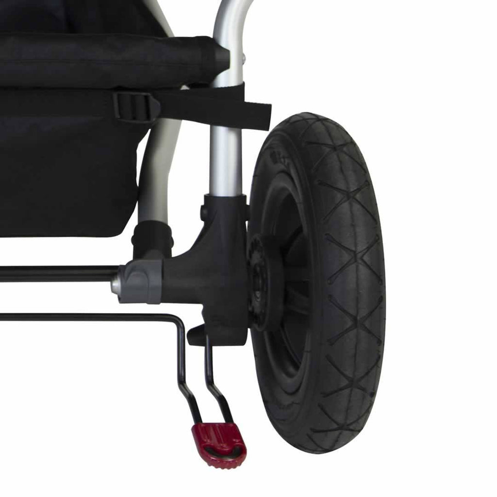 Mountain Buggy Duet Pushchair - Chilli Brake