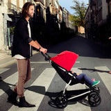 Mountain Buggy Duet Pushchair Chilli Lifestyle