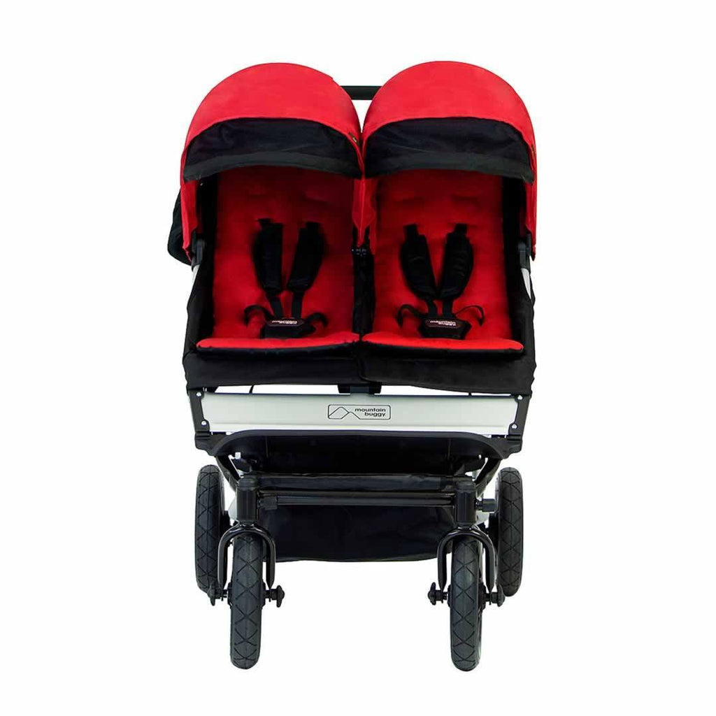 Mountain Buggy Duet Pushchair Chilli