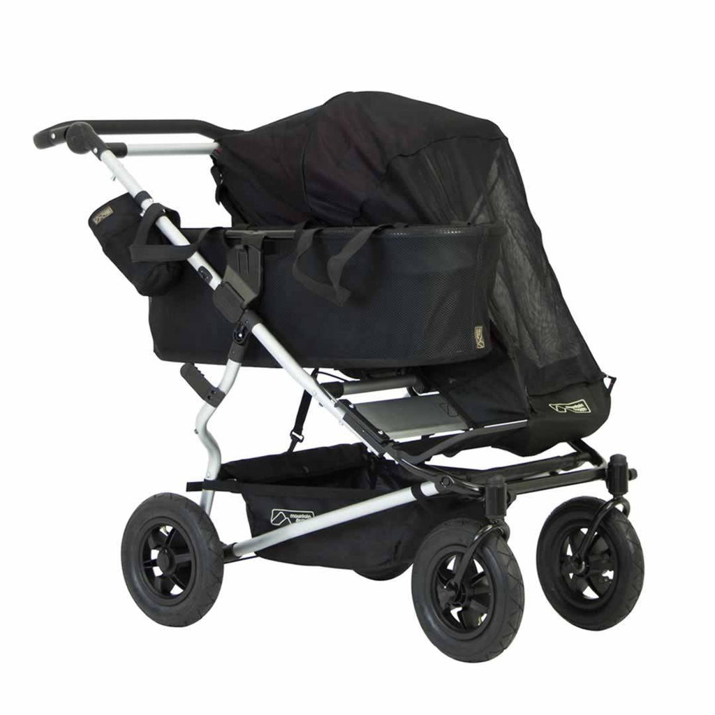 Mountain Buggy Duet Single Sun Cover - Sun Covers - Natural Baby Shower