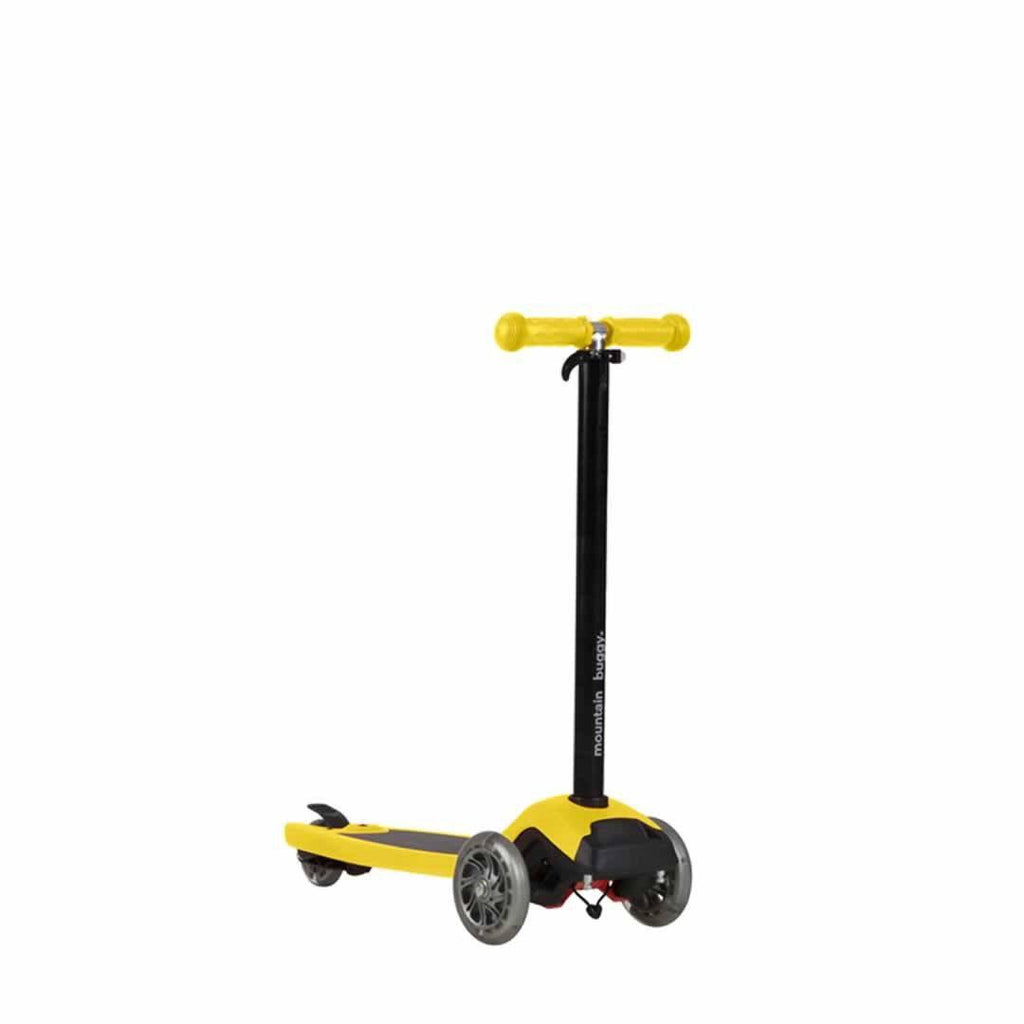 Mountain Buggy Freerider Footboard in Yellow