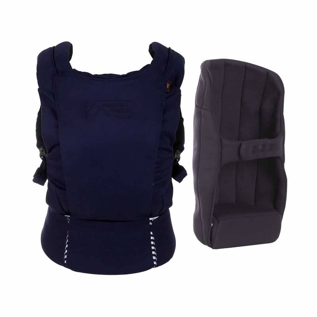 Mountain Buggy - Juno Baby Carrier - Nautical-Baby Carriers- Natural Baby Shower