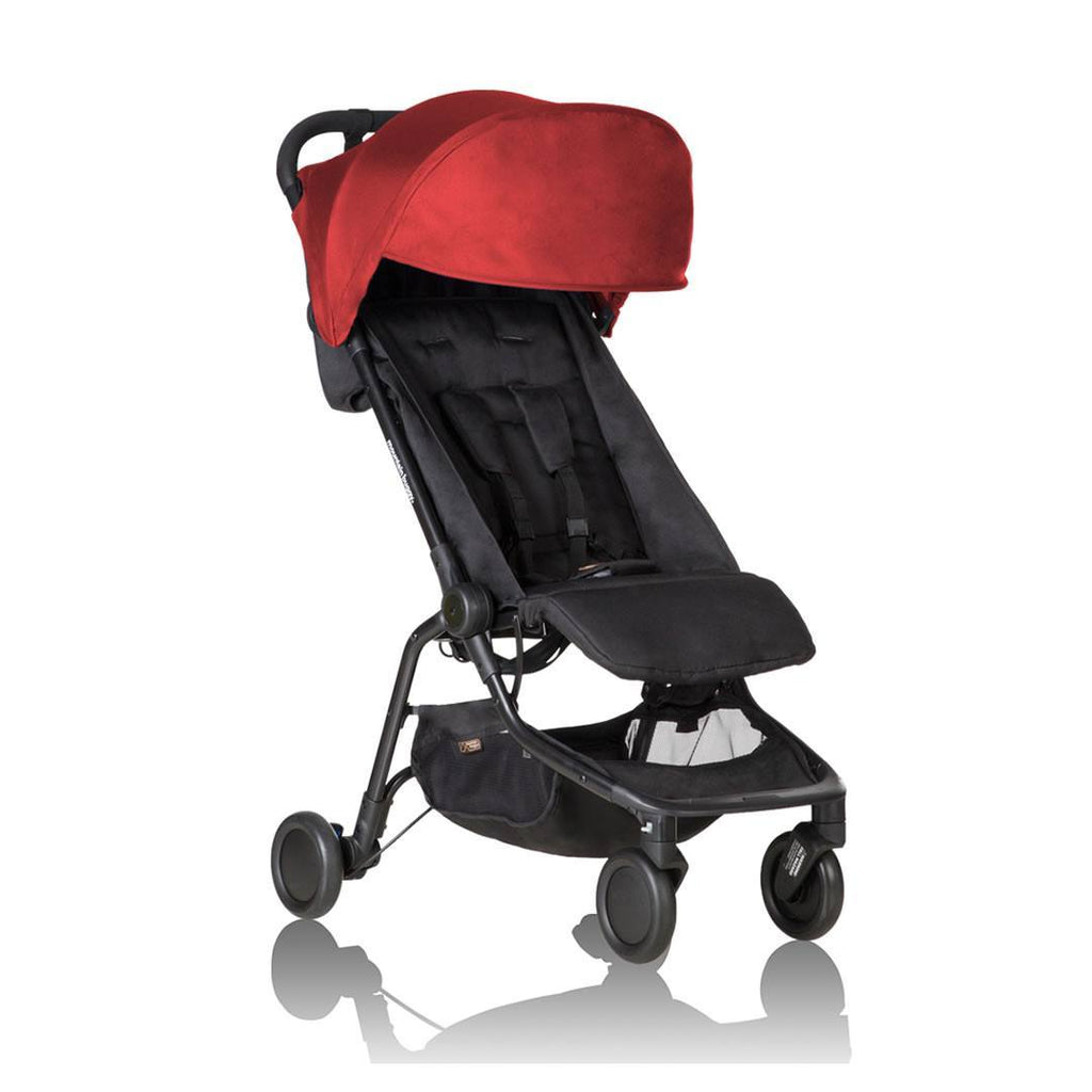 Mountain Buggy Nano Pushchair in Ruby