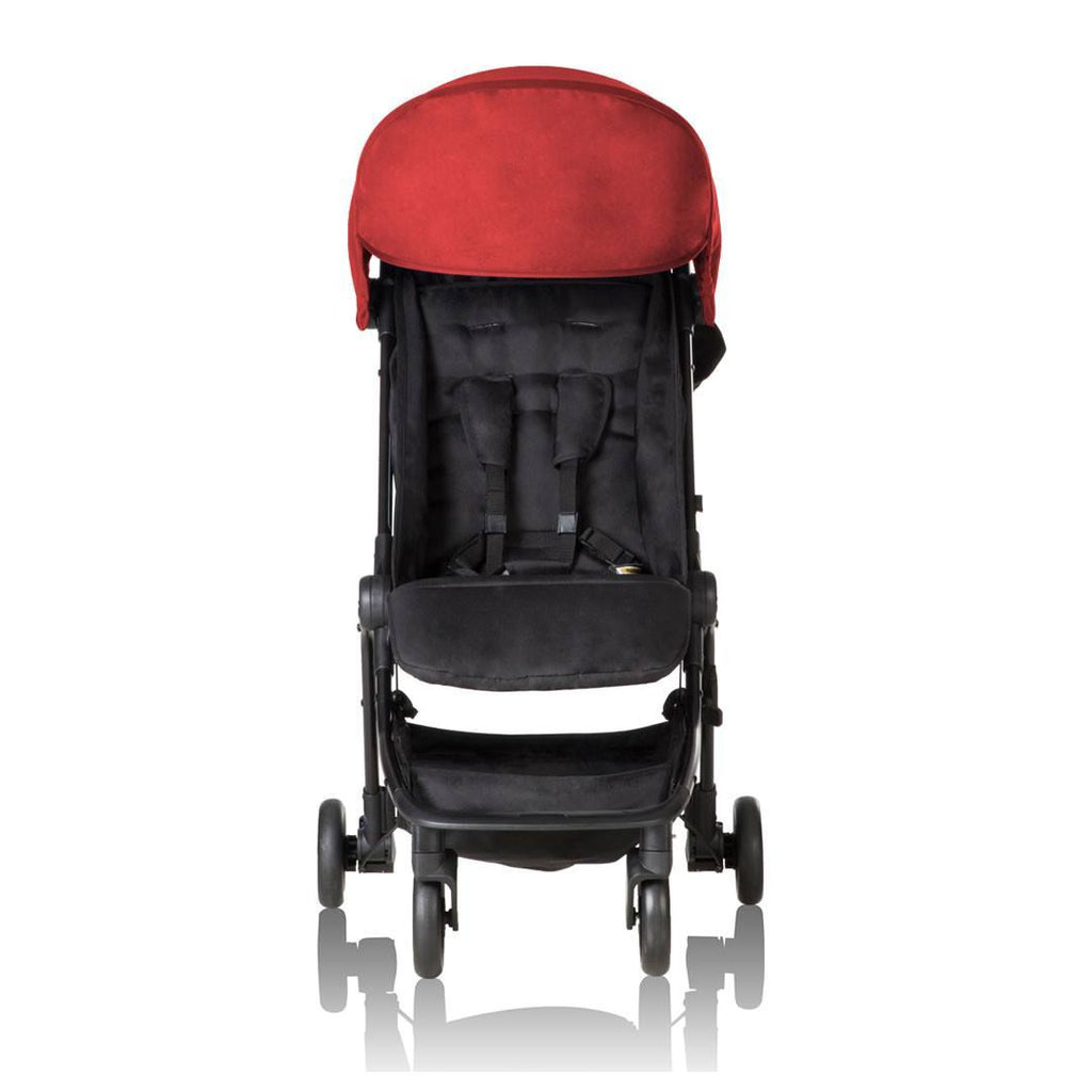 Mountain Buggy Nano Pushchair - Ruby Front