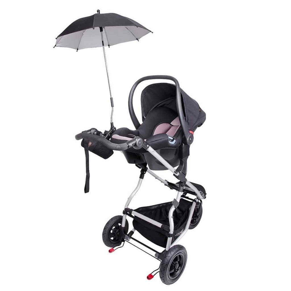 Mountain Buggy Parasol - Black Pushchair