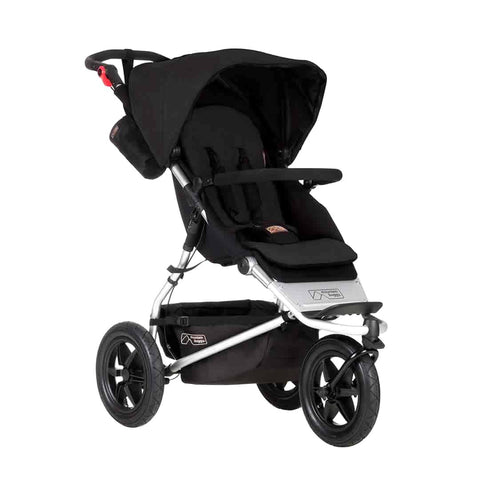 Mountain Buggy Urban Jungle Pushchair - Black - Strollers - Natural Baby Shower