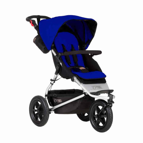 Mountain Buggy Urban Jungle Pushchair - Marine - Strollers - Natural Baby Shower