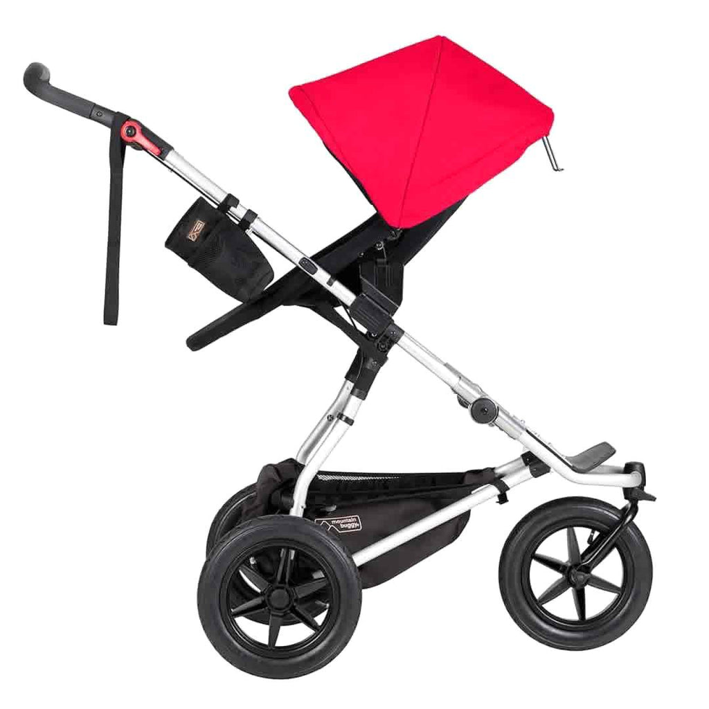 Mountain Buggy Urban Jungle Pushchair - Black Side