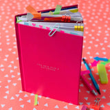 The New Mum's Notebook-Books- Natural Baby Shower