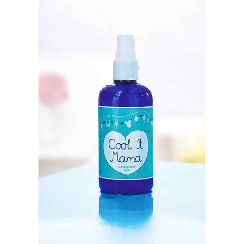 Natural Birthing Company - Cool it Mama - Body Spritz Lifestyle