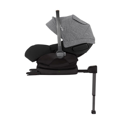 Nuna ARRA Car Seat & Base - Charcoal-Car Seats- Natural Baby Shower