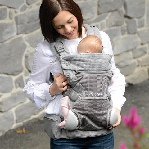 Nuna CUDL Baby Carrier - Frost-Baby Carriers- Natural Baby Shower