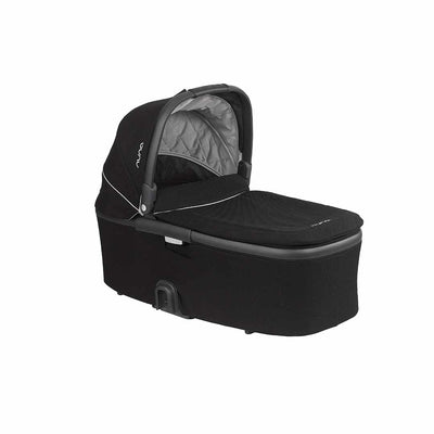 Nuna DEMI GROW Carrycot - Caviar-Carrycots- Natural Baby Shower