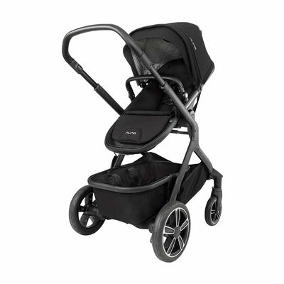Nuna DEMI GROW Pushchair - Caviar-Strollers- Natural Baby Shower