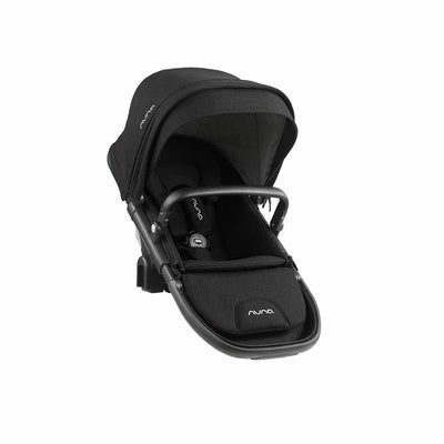 Nuna DEMI GROW Sibling Seat - Caviar-Stroller Seats- Natural Baby Shower