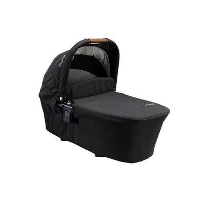Nuna TRIV Carrycot - Ebony-Carrycots- Natural Baby Shower