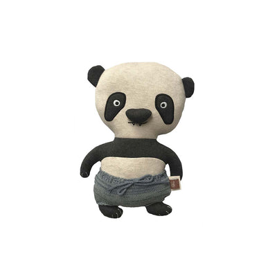 OYOY Panda Bear - Ling Ling-Soft Toys- Natural Baby Shower
