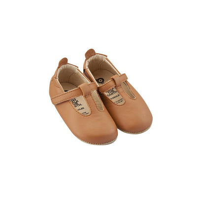 Old Soles Bub Shoes - Tan-Shoes- Natural Baby Shower