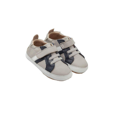 Old Soles Mini Jogger Shoes - Gris-Shoes- Natural Baby Shower