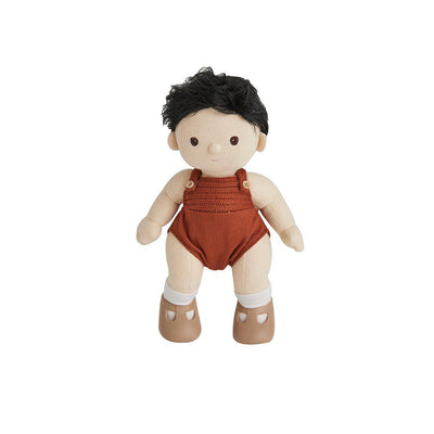 Olli Ella Dinkum Doll - Roo-Play Sets- Natural Baby Shower