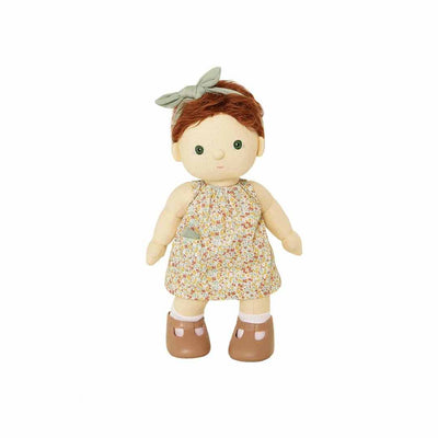 Olli Ella Dinkum Doll Una Dress Set-Dolls Prams & Accessories- Natural Baby Shower