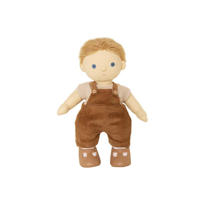 Olli Ella Dinkum Esa Overalls Set-Dolls Prams & Accessories- Natural Baby Shower