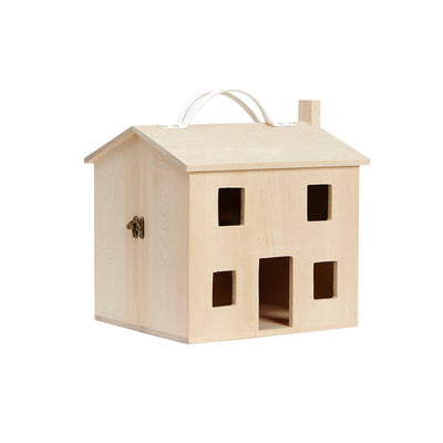 Olli Ella Holdie House-Play Sets- Natural Baby Shower