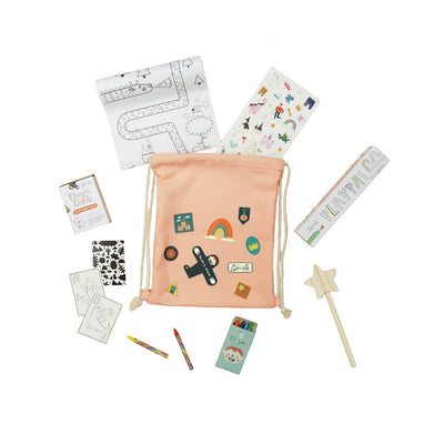 Olli Ella Play'n Pack - Fairy Tale-Play Sets- Natural Baby Shower