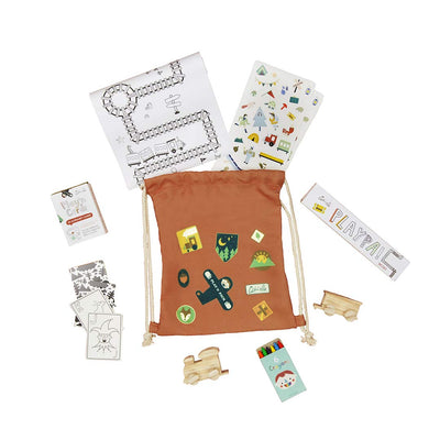 Olli Ella Play'n Pack - Forest-Play Sets- Natural Baby Shower