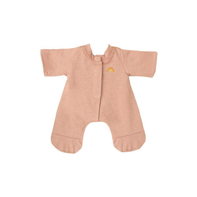 Olli Ella Pyjamas - Blush-Dolls Prams & Accessories- Natural Baby Shower