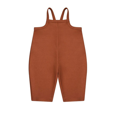 Organic Zoo Dungarees - Earth-Dungarees- Natural Baby Shower