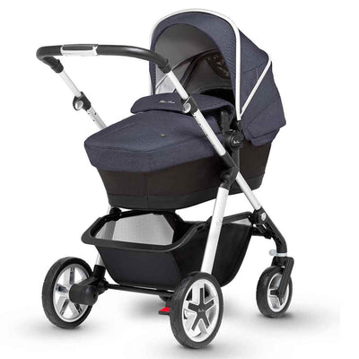 Silver Cross Pioneer Pushchair - Midnight-Strollers- Natural Baby Shower