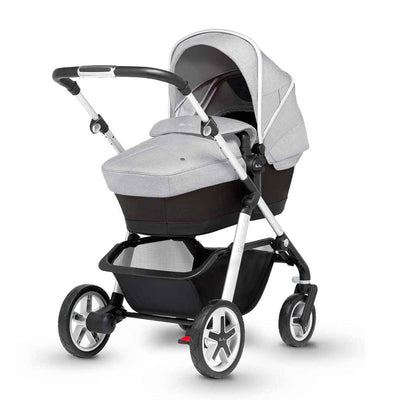 Silver Cross Pioneer Pushchair - Platinum-Strollers- Natural Baby Shower